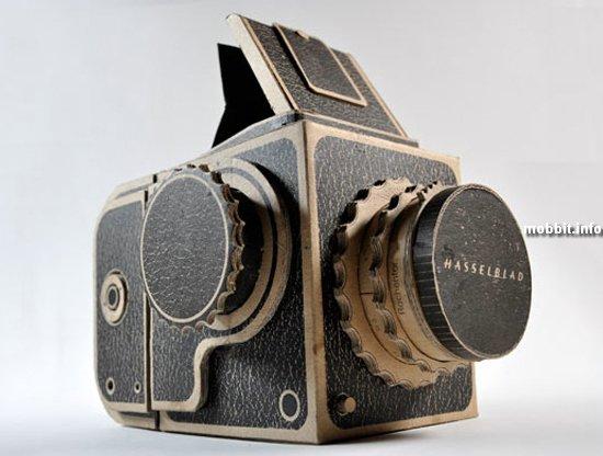 pinhole-камера Hasselblad