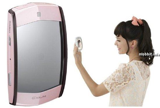 Casio Kawaii Selfie by Mirror Cam