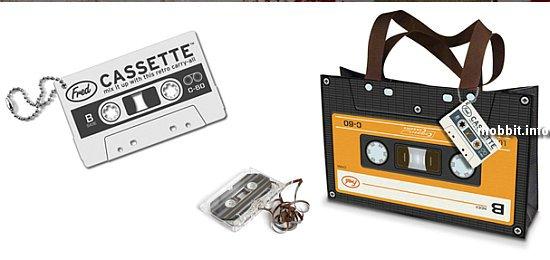 cassette-bag