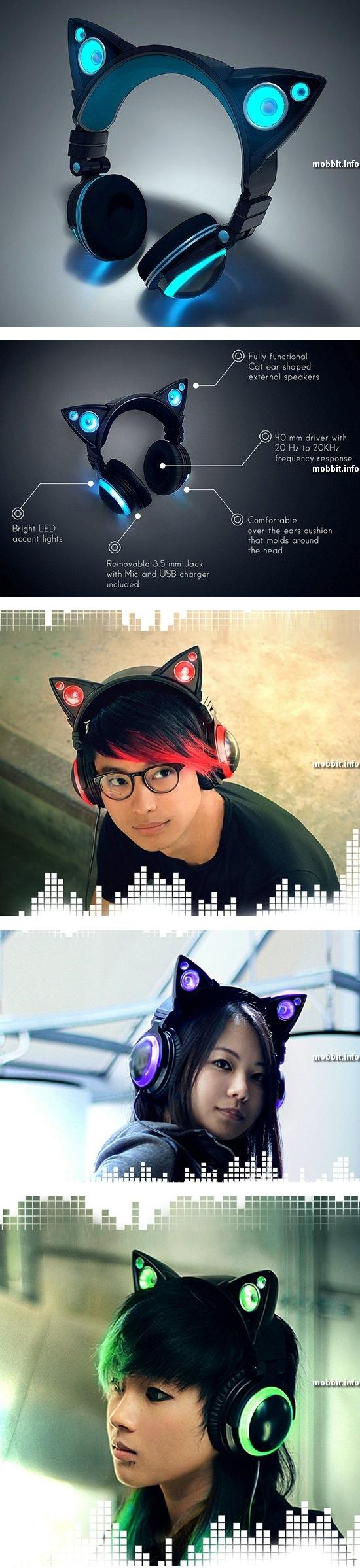 Axent Wear Cat Ear