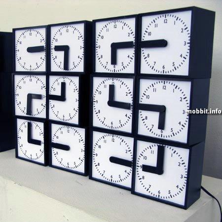 Часы из часов