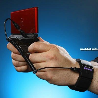 Универсальное зарядное устройство-браслет