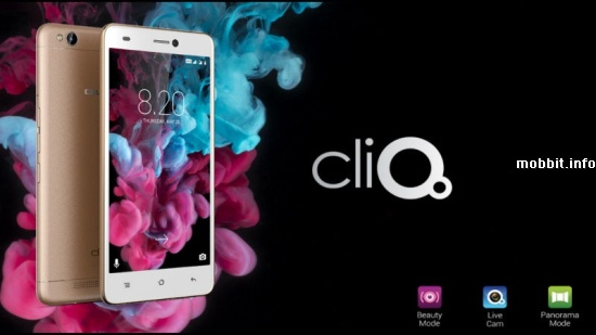 Celkon CliQ