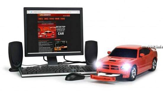 Компьютер Dodge Charger SRT8