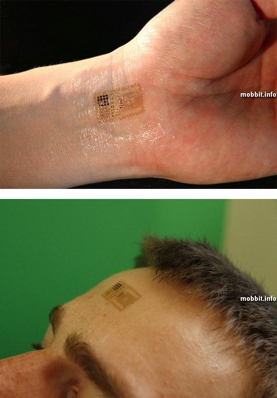 Цифровая татуировка