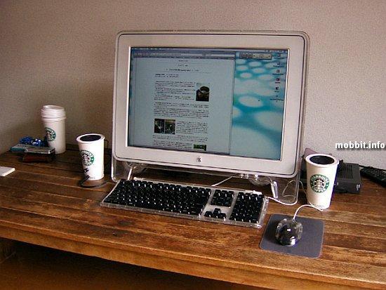 Самодельные колонки в кофейных стаканчиках