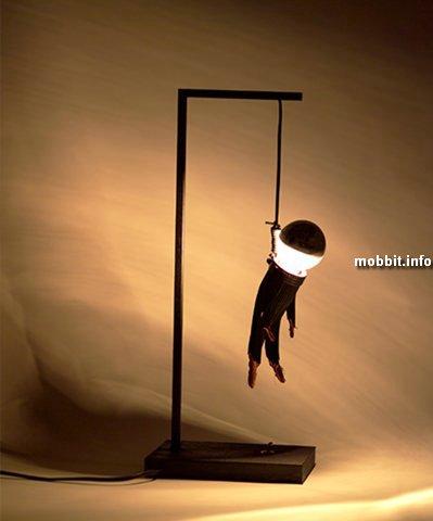 лампа-висилица