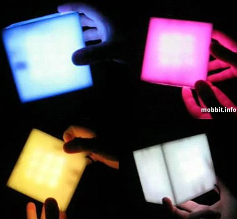 interactive cube