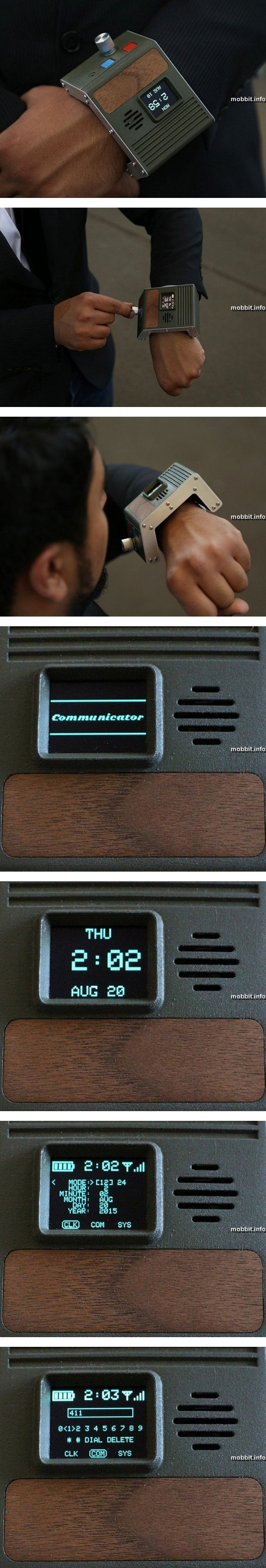 Communicator Watch