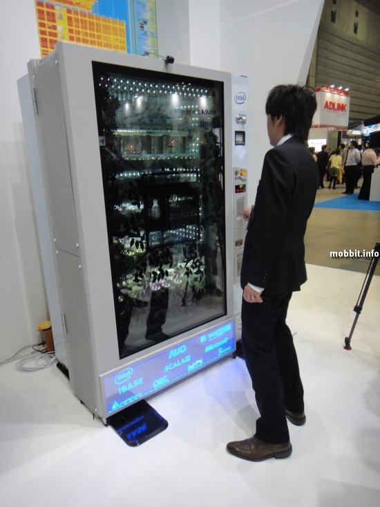торговый автомат будущего