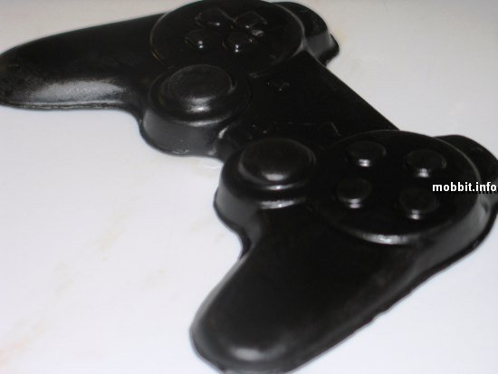 мыло в виде игровых контроллеров