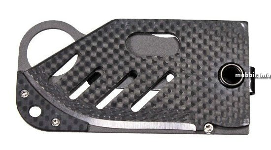 Creditor Carbon Fiber Money Clip