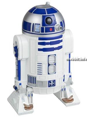 Домашний планетарий в виде робота R2-D2