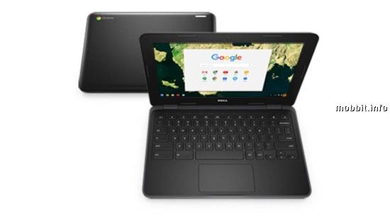 Dell Chromebook and Latitude