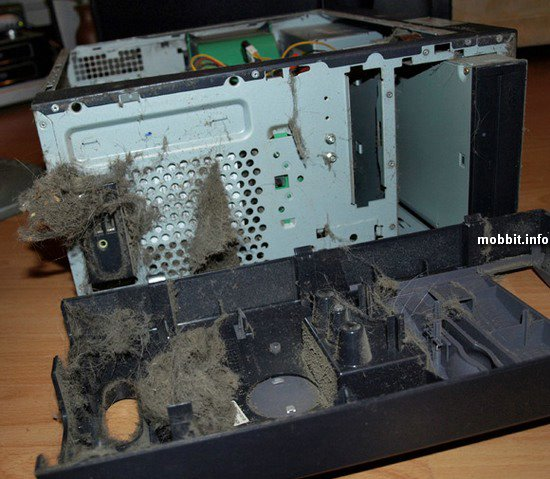 Очень грязные PC