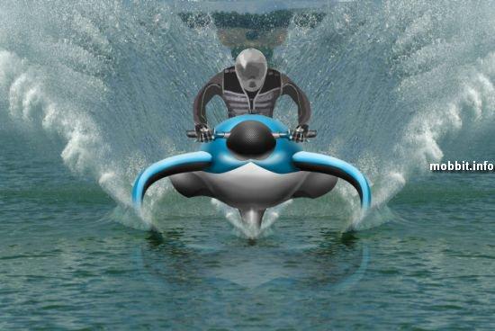 Dolphin Hydrofoil