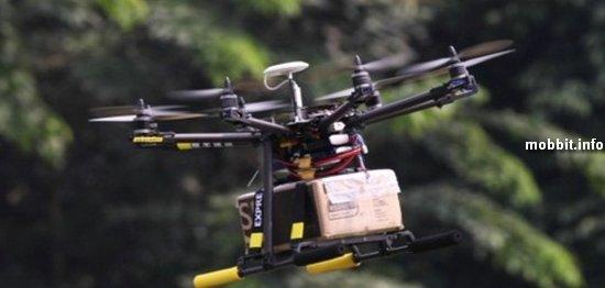 Беспилотные летательные аппараты поступят на государственную службу в ОАЭ