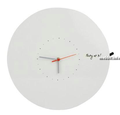 Настенные часы для забывчивых