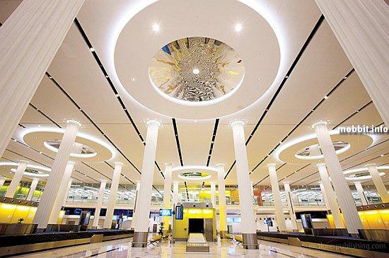 Терминал 3 Аэропорта Дубая