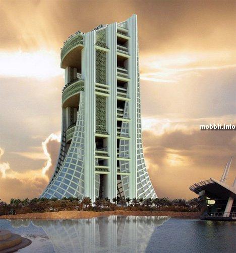 Эйфелева башня в Дубае