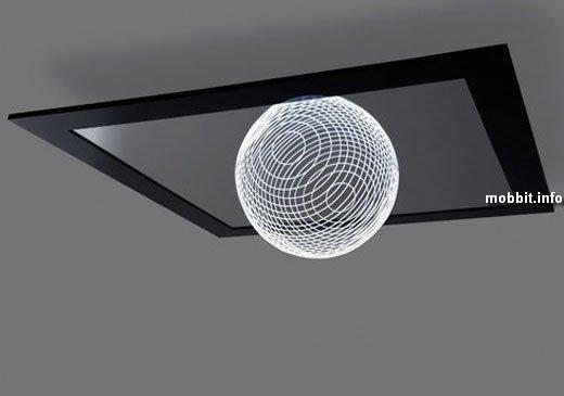 лампы с 3D-эффектом