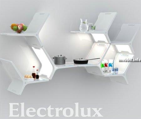 Финалисты конкурса Electrolux Design Lab 2010