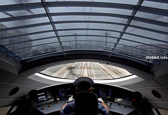 Cамый быстрый в мире поезд