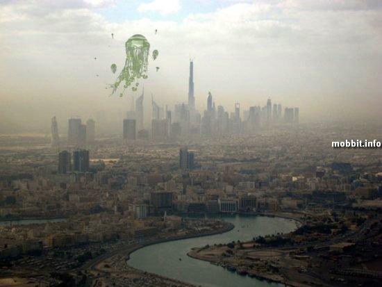 Летающие зеленые оазисы