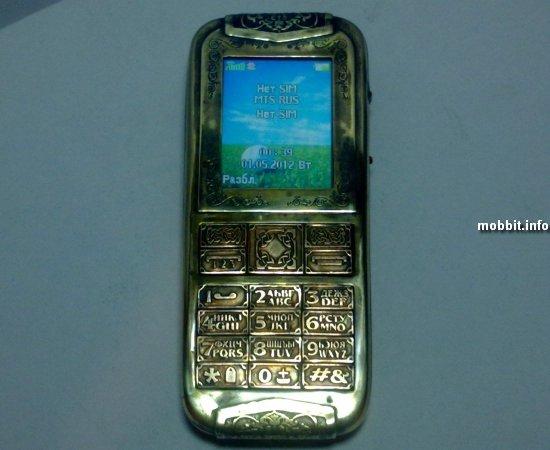 Моддинг: стимпанк-телефон из простого трехсимочного Fly