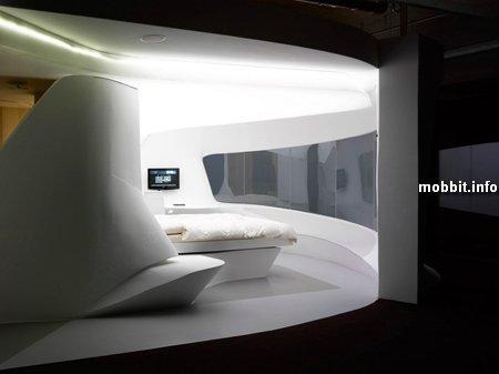 Гостиничный номер будущего