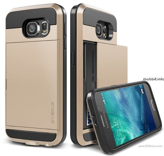 Необъявленные смартфоны Samsung Galaxy S6 и Galaxy S6 Edge