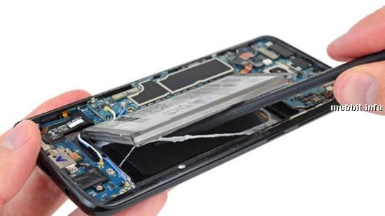 Samsung Galaxy S8 iFixit