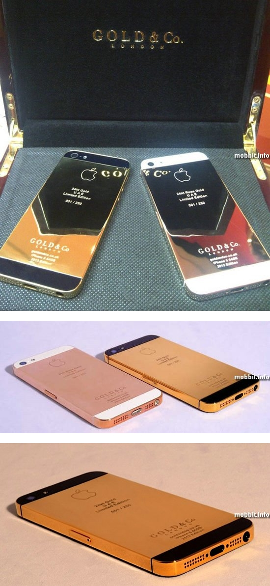 iPhone 5 � ������� �� ������� ������