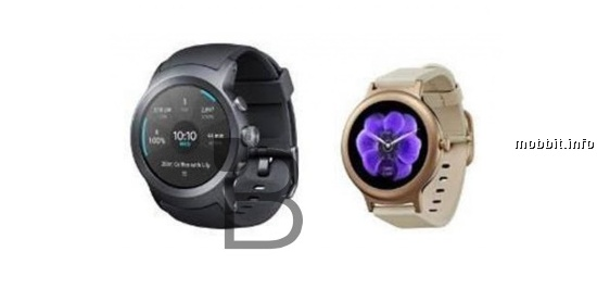 Watch Style и Watch Sport
