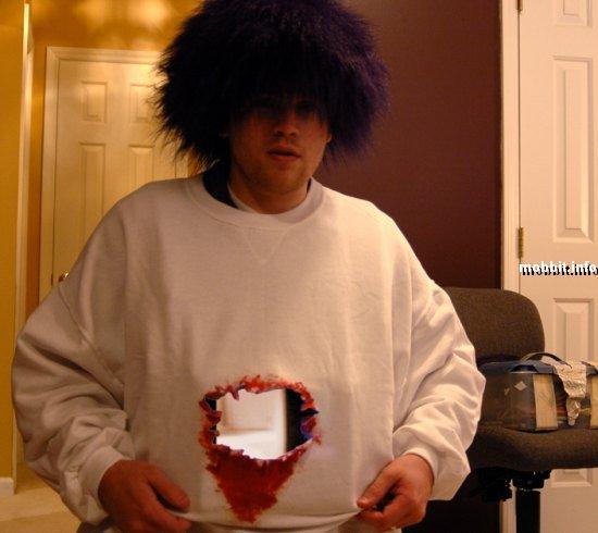 костюм для Хеллоуина