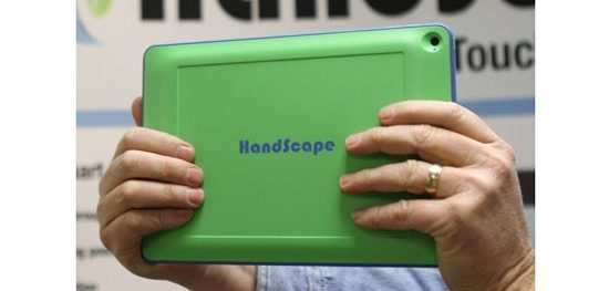 HandScape