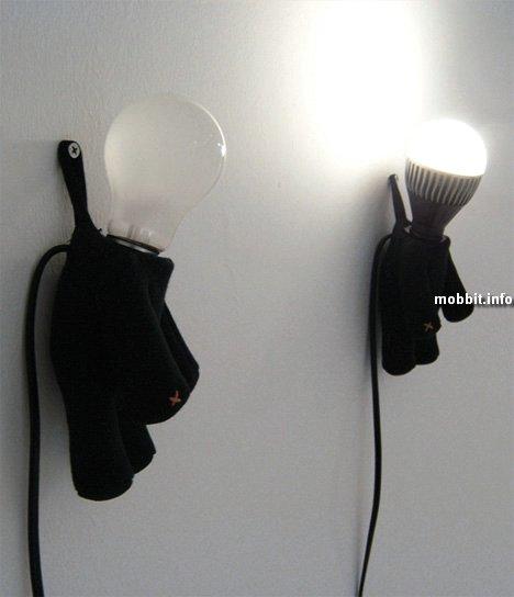 Лампа-висельник