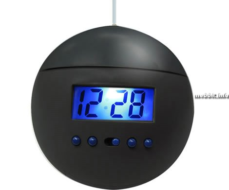 hanging alarm-clock