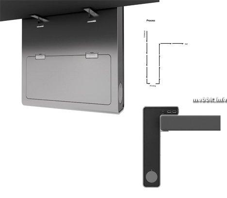 hanging printer