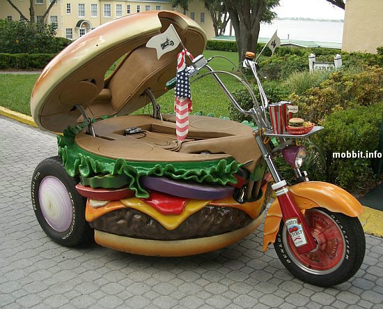Harley-Hamburger