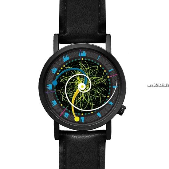 Часы, посвященные бозону Хиггса