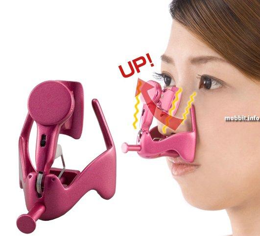Электрический выпрямитель для носа