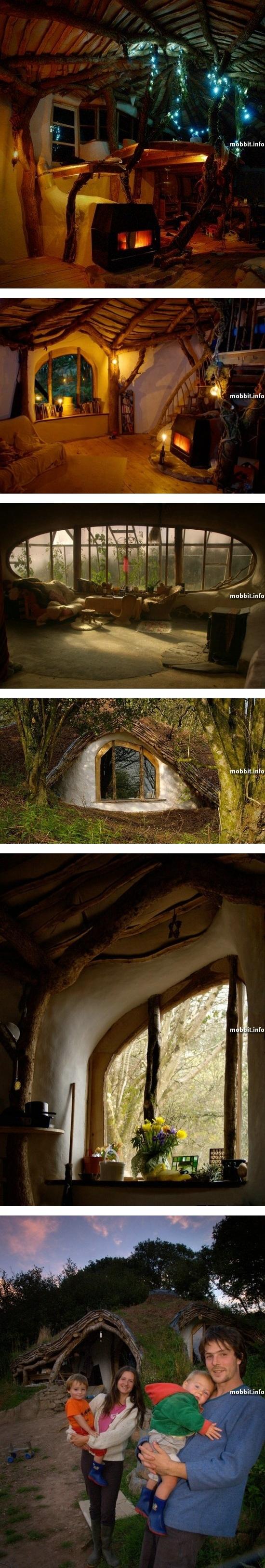 Дом для хоббитов