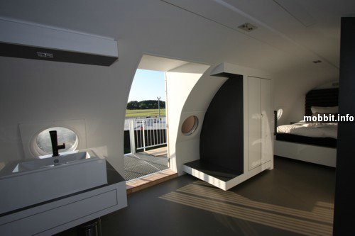 Самолет-гостиница