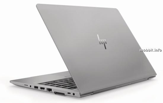 HP ZBook 14u G5 и ZBook 15u G5