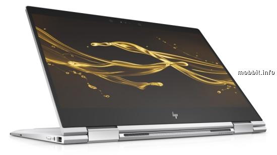 HP Spectre 13 и Spectre x360 13
