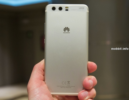 Huawei P10 и P10 Plus