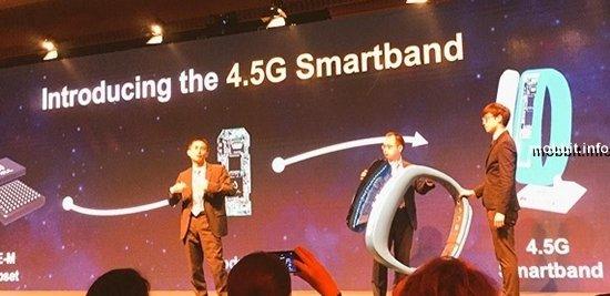 Huawei 4.5G Smartband