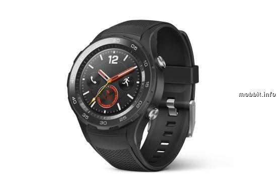 Huawei Watch 2 и Watch 2 Classic