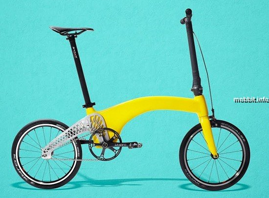 Hummingbird Bike